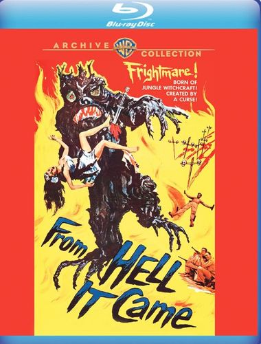 From Hell It Came [Blu-ray] [1957] 32808586