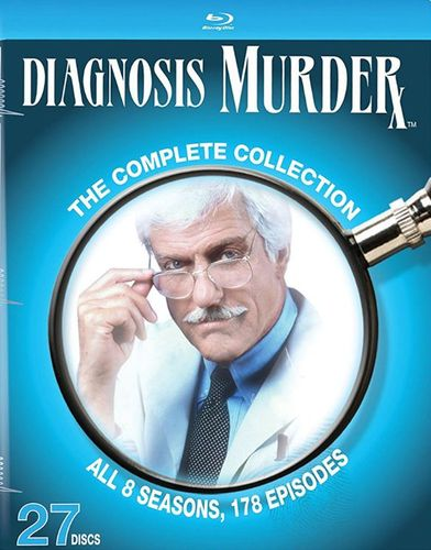 Diagnosis Murder: The Complete Collection [Blu-ray] [27 Discs] 32809222