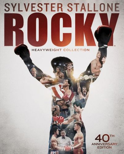 Rocky: Heavyweight Collection [6 Discs] [Blu-ray] 3282119