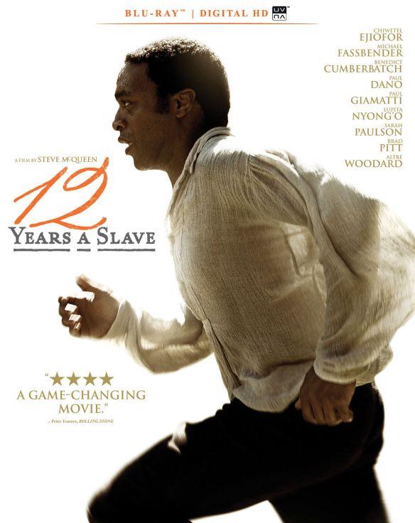 12 Years a Slave [Blu-ray] [2013] 3282128