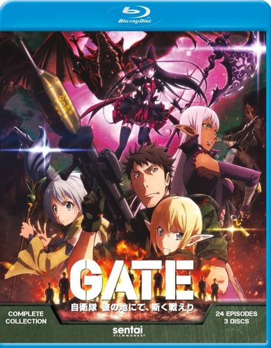 Gate: The Complete Collection [Blu-ray] [3 Discs] 32824054