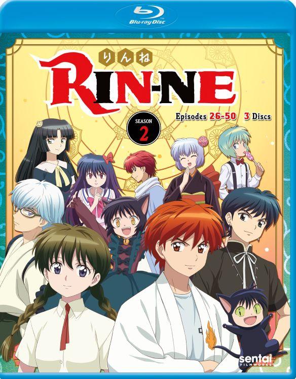 RIN-NE: Season 2 [Blu-ray] [3 Discs] 32824123