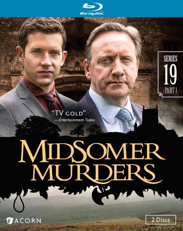Midsomer Murders: Series 19 [Blu-ray] 32825186
