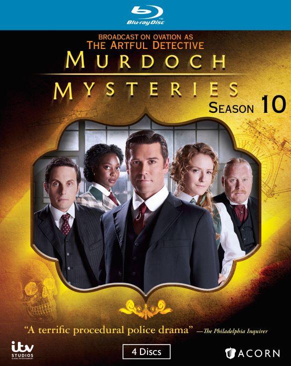 Murdoch Mysteries: Season 10 [Blu-ray] 32825195