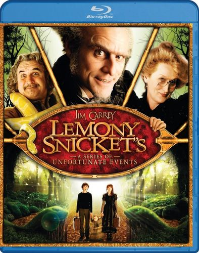 Lemony Snicket's A Series of Unfortunate Events [Blu-ray] [2004] 32827148