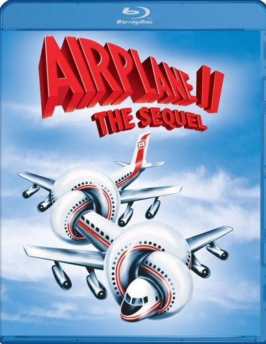 Airplane II: The Sequel [Blu-ray] [1982] 32827208