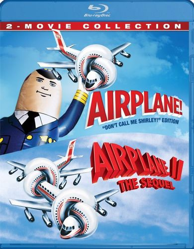 Airplane: 2-Movie Collection [Blu-ray] [2 Discs] 32827235