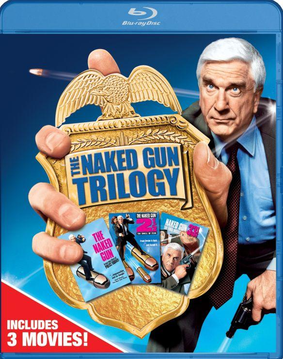 Naked Gun: Trilogy Collection [Blu-ray] [3 Discs] 32827253