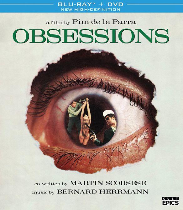 Obsessions [Blu-ray/DVD] [2 Discs] [1969] 32834191