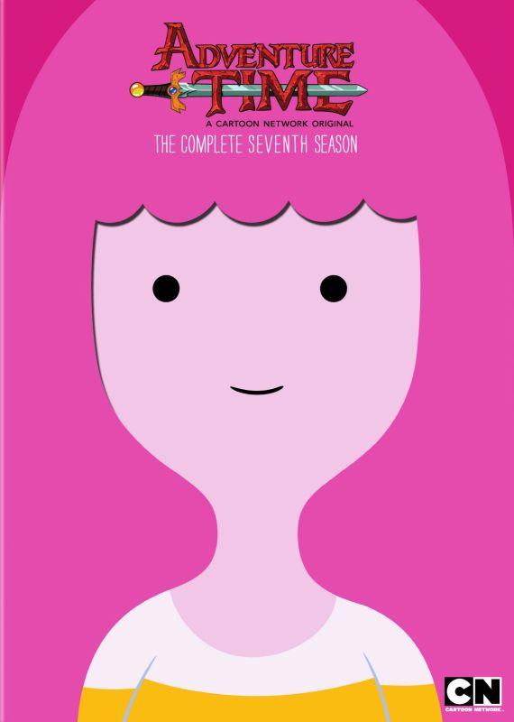 Adventure Time: The Complete Seventh Season [3 Discs] [DVD] 32838197