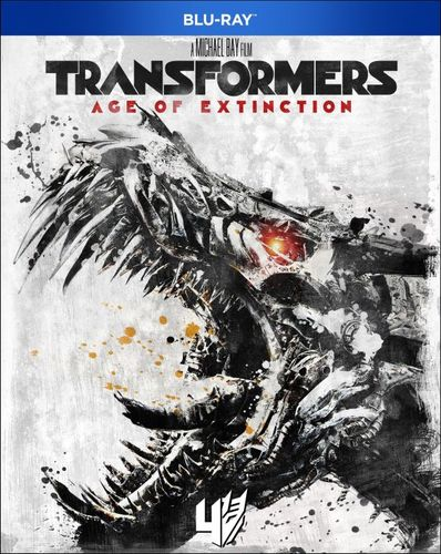 Transformers: Age of Extinction [Blu-ray/DVD] [2 Discs] [2014] 32847167