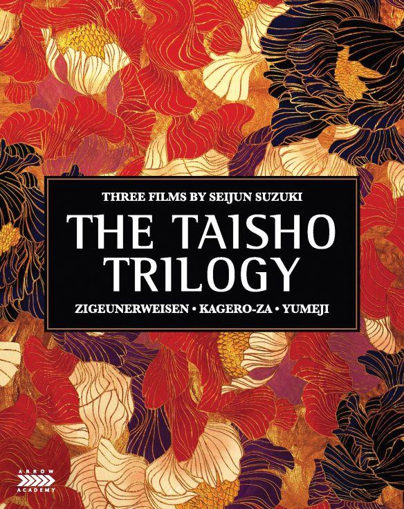 Seijun Suzuki's The Taisho Trilogy [Limited Edition] [Blu-ray/DVD] [6 Discs] 32848299
