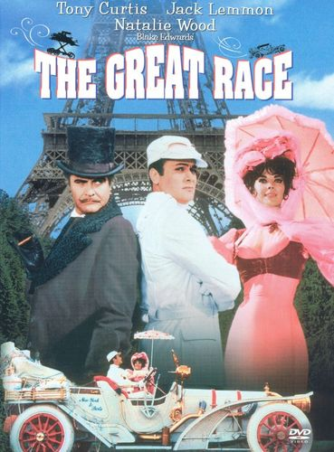 The Great Race [DVD] [1965]