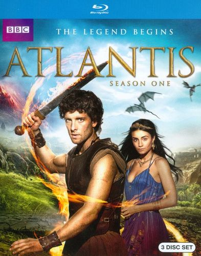 Atlantis: Season One [3 Discs] [Blu-ray] 3285993