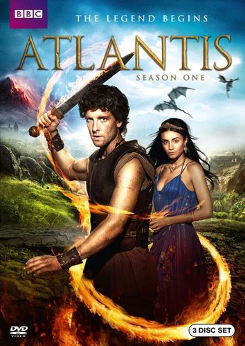 Atlantis: Season One [3 Discs] [DVD] 3286019