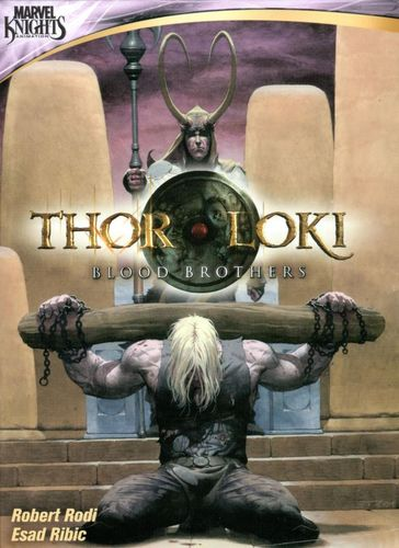Thor and Loki: Blood Brothers [DVD] [2011] 3286031