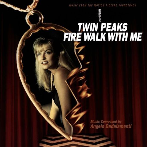 Twin Peaks: Fire Walk with Me [Music from the Motion Picture Soundtrack] [LP] - VINYL 32871317