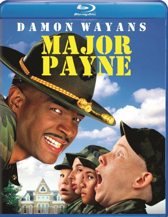 Major Payne [Blu-ray] [1995] 32871639