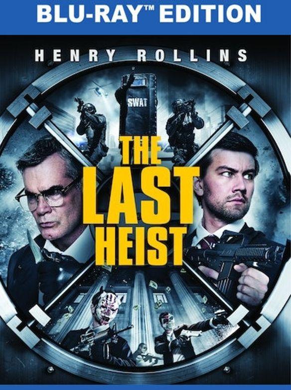 The Last Heist [Blu-ray] [2016] 32882334