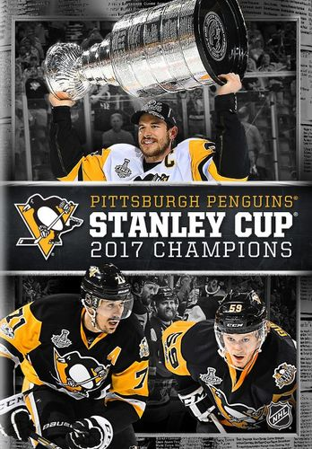 NHL: Stanley Cup 2017 Champions - Pittsburgh Penguins [DVD] [2017] 32883411