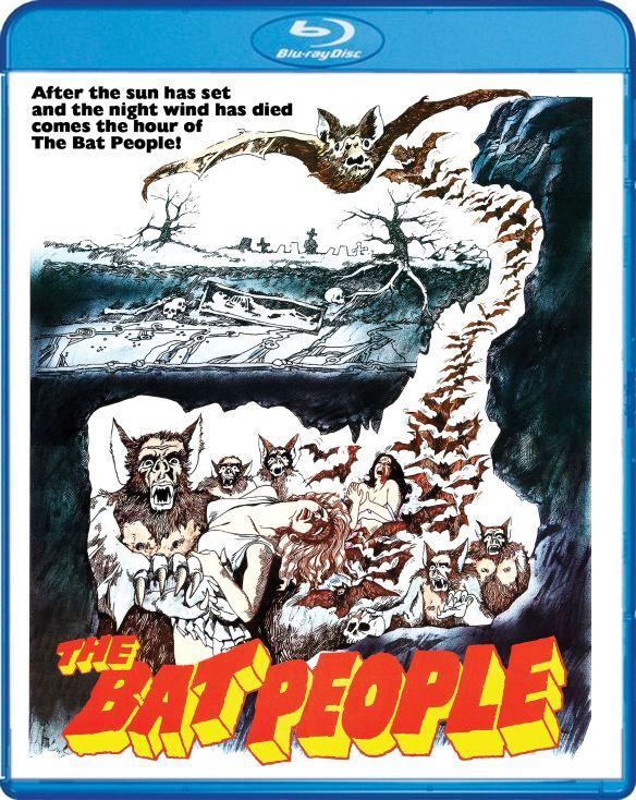 The Bat People [Blu-ray] [1974] 32887348