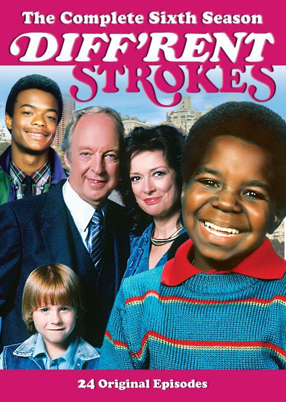 Diff'rent Strokes: Season Six [Blu-ray] [3 Discs] [DVD] 32887435