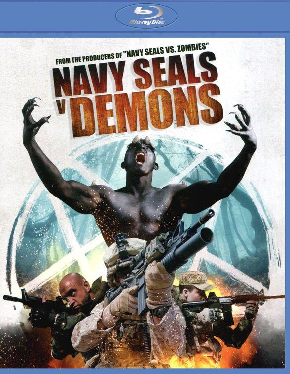 Navy SEALS vs. Demons [Blu-ray] [2017] 32891152