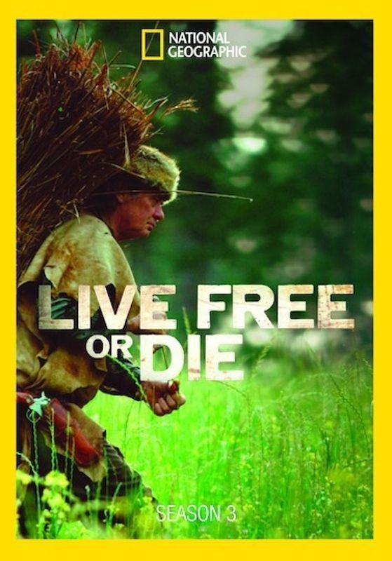 Live Free or Die: Season 3 [2 Discs] [DVD] 32891221