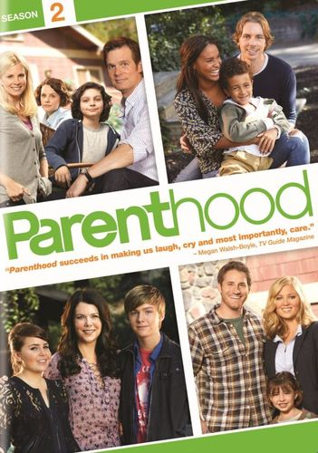 Parenthood: Season 2 [5 Discs] [DVD] 32909152