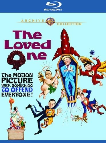 The Loved One [Blu-ray] [1965] 32915511