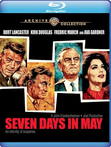 Seven Days in May [Blu-ray] [1964] 32919562