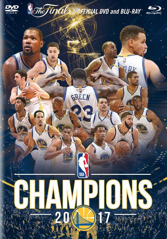 NBA Champions 2017: Golden State Warriors [Blu-ray/DVD] [2 Discs] [2017] 32922929