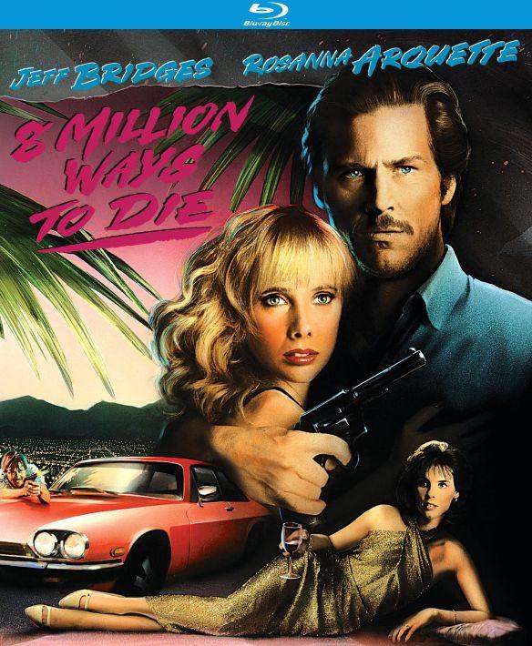 8 Million Ways to Die [Blu-ray] [1986] 32924572