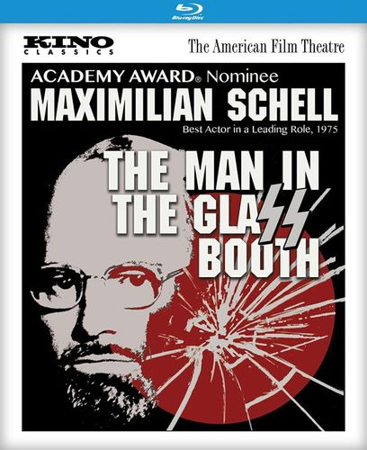 The Man in the Glass Booth [Blu-ray] [1975] 32924745