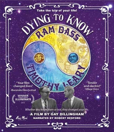 Dying to Know: Ram Dass & Timothy Leary [Blu-ray] [2014] 32924927