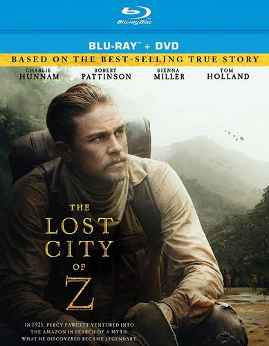 The Lost City of Z [Blu-ray/DVD] [2 Discs] [2016] 32932156