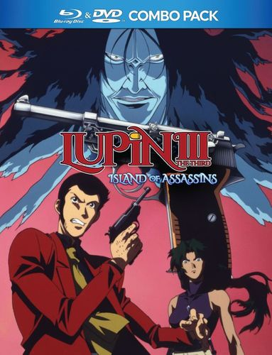 Lupin the 3rd: Island of Assassins [Blu-ray/DVD] [2 Discs] [1997] 32932633