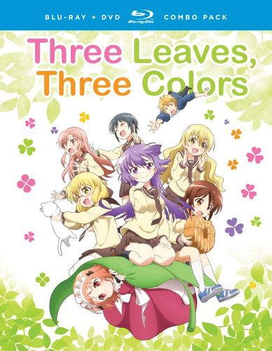 Three Leaves, Three Colors: The Complete Series [Blu-ray/DVD] [4 Discs] 32934531