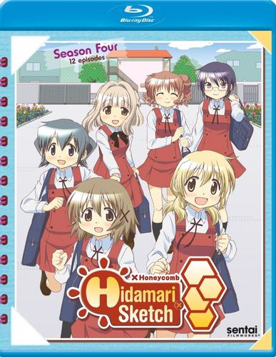 Hidamari Sketch x Honeycomb: Season 4 [Blu-ray] [2 Discs] 32941171