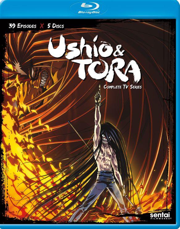 Ushio & Tora: The Complete TV Series [Blu-ray] [5 Discs] 32941199