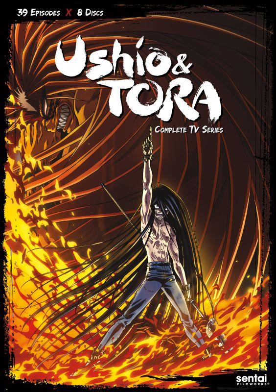 Ushio & Tora: The Complete TV Series [8 Discs] [DVD]