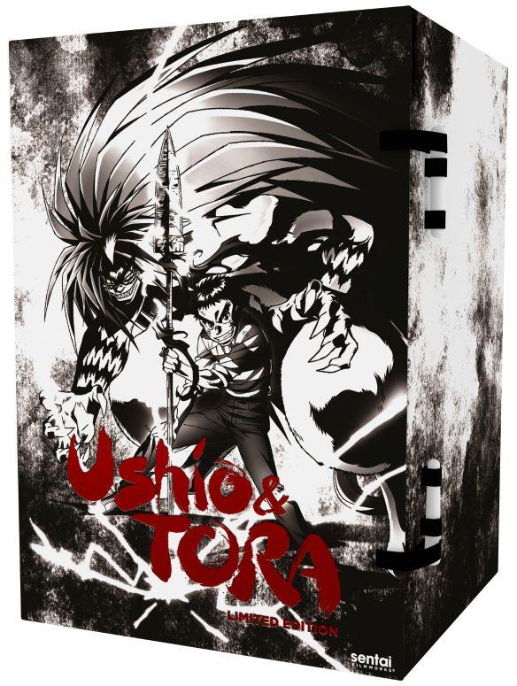 Ushio & Tora: The Complete TV Series [Premium Box Set] [Blu-ray/DVD] [13 Discs] 32941213