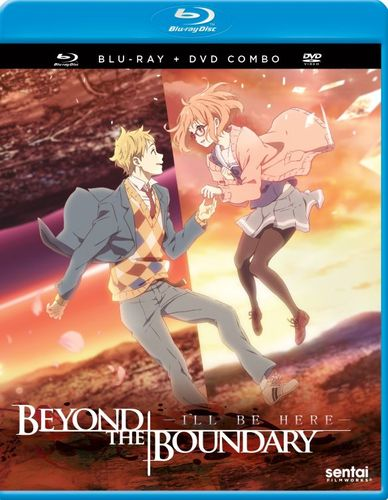 Beyond the Boundary - I'll Be Here [Blu-ray/DVD] [3 Discs] 32941286