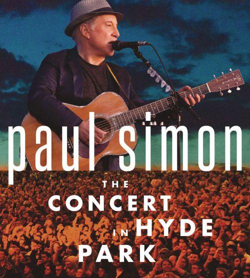 Concert in Hyde Park [2 CD + Blu-ray] [CD & Blu-Ray] 32949374