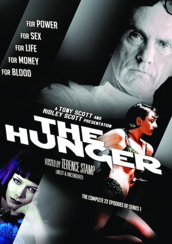The Hunger: The Complete First Season [3 Discs] [DVD] 32968296