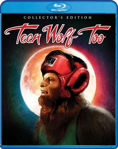 Teen Wolf Too [Collector's Edition] [Blu-ray] [1987] 32975271
