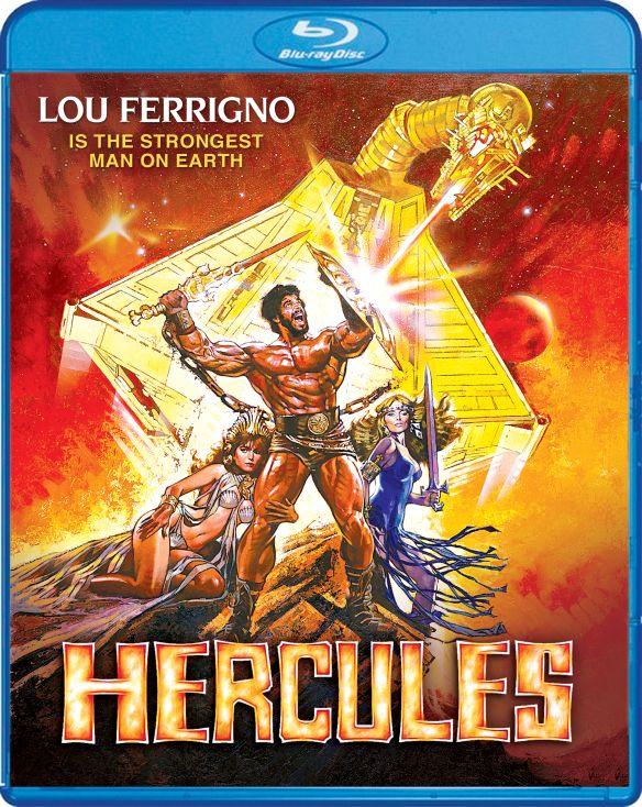 Hercules [Blu-ray] [1983] 32975376
