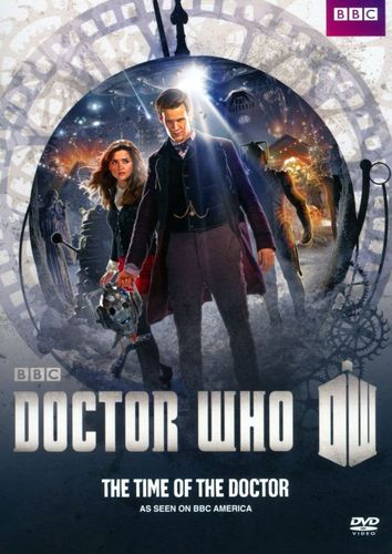 Doctor Who: The Time of the Doctor [DVD] 3298008