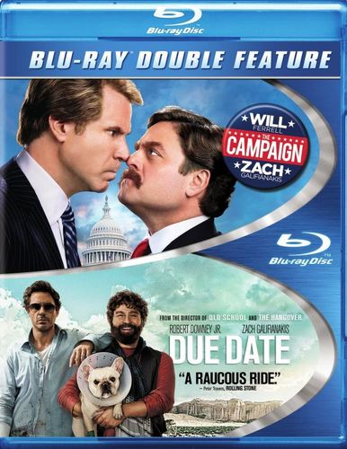 The Campaign/Due Date [Blu-ray] [2 Discs] 32980502