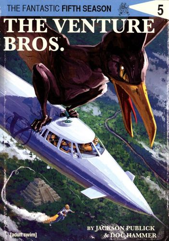 The Venture Bros.: The Fantastic Fifth Season [2 Discs] [DVD] 3298071